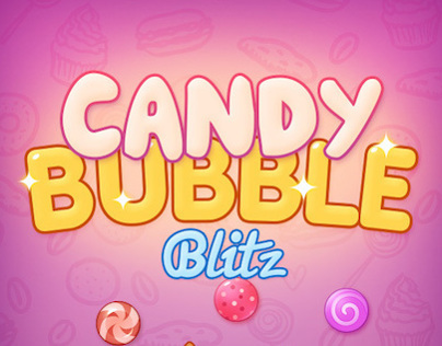Candy Bubble Blitz