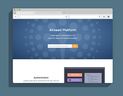Airseed Developer Page