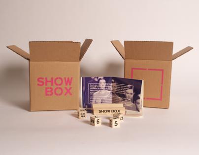 SHOWBOX GIFT BOX