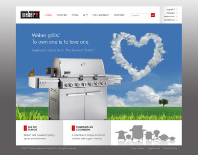 Website - weber.com