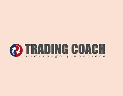 Creación de marca, Logo Trading Coach.