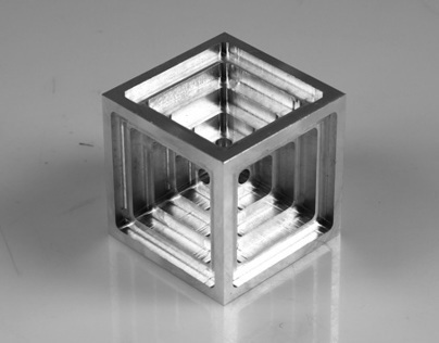 Stepped Cube