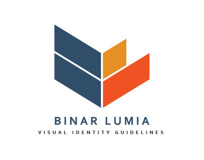 BINAR LUMIA Visual Identity
