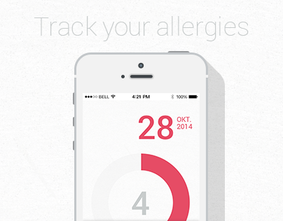 Track your allergies