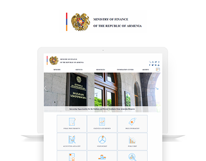 Ministry of Finance of the Republic of Armenia