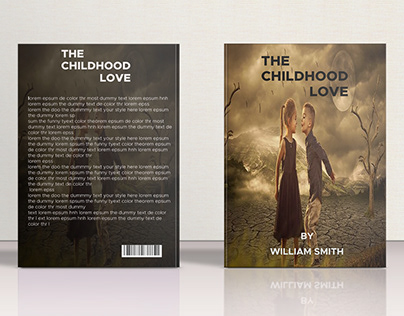 Ebook and book covers