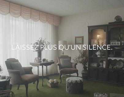 La Compagnie St-Charles - Laissez plus qu'un silence