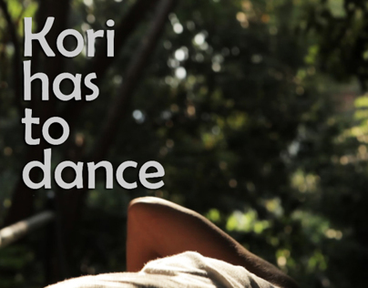 Kori has to dance