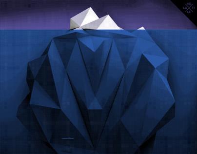 Volatile Logo and Album Cover