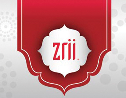 Zrii Business Cards