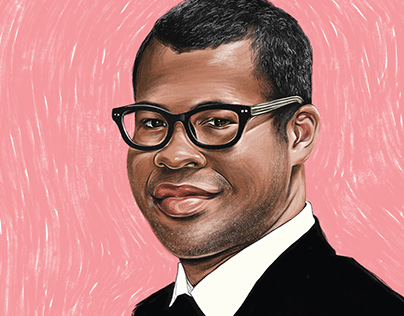 Jordan Peele for The Ringer
