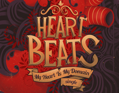 "Illustration for ""Heartbeats"""