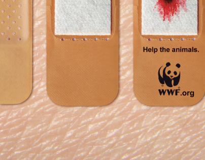 WWF | Animal Skin Band-Aid
