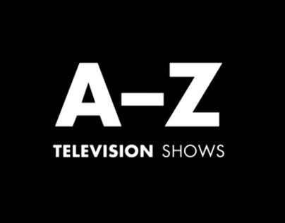 A to Z Television Shows