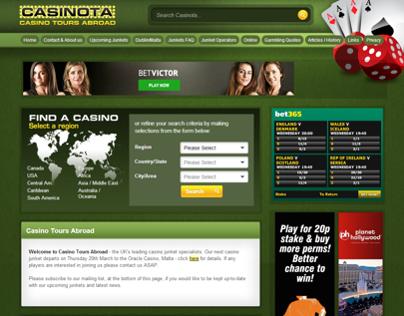 Casino Tours Abroad
