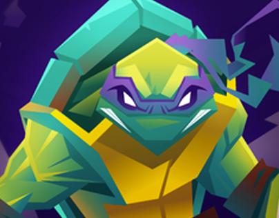VECTOR - Donatello