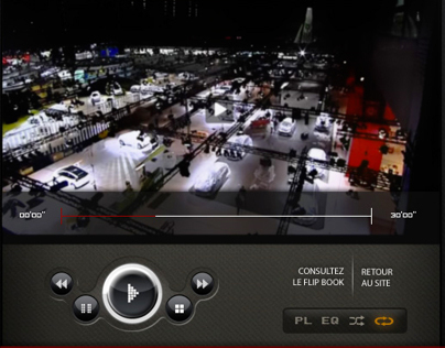 Mondial de l'automobile de Paris 2010 | Streaming live