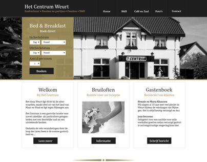 Website BAR/B&B