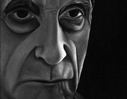 Portrait of Duchamp
