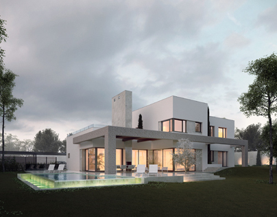 Luxury House in Ciudalcampo