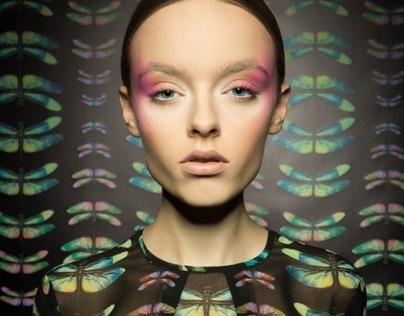 Color campaign Nickolia Morozov SS 2014