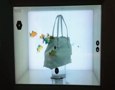 Ecran LCD Transparent, pour vos événements