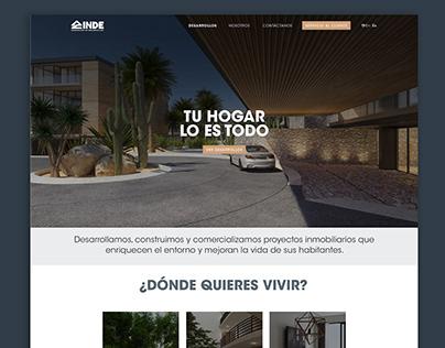 Web Design INDE México