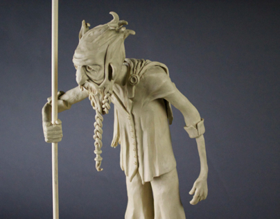 Character Maquettes
