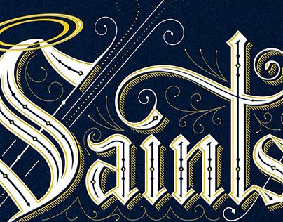 Saints ≠ Book Cover