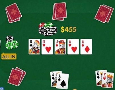 Hướng dẫn cách chơi Poker Texas Hold'em VN88 chi tiết