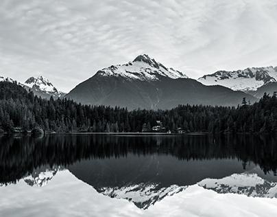 Squamish in Black & White