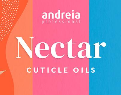 """Nectar"" Logo, packaging & communication"