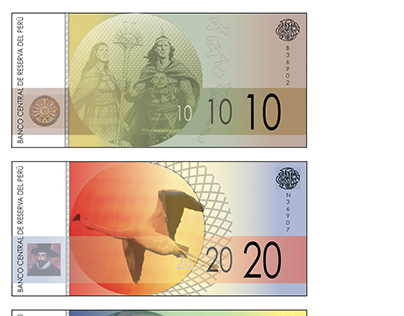 Currency Project - Peru