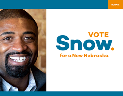 Vote Snow for a New Nebraska