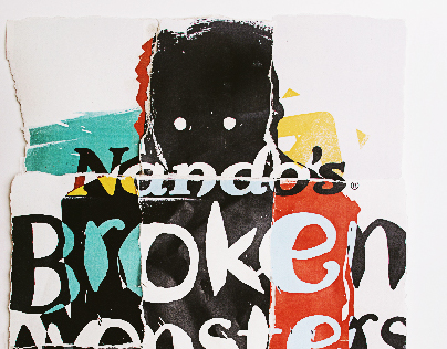 Nando's Broken Monsters Charity Art Exhibition