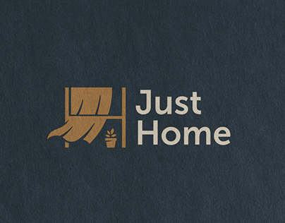 Just Home Logo Concept