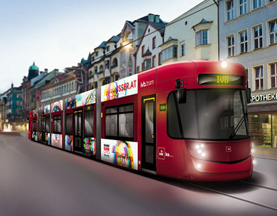 Abefahren - ISSER Optik Straßenbahn