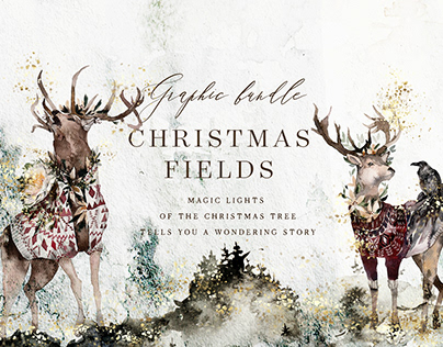 Christmas Fields