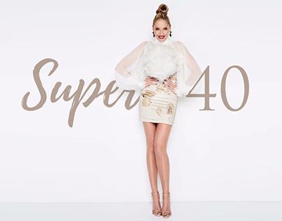 Super40 by Ileana Badiu