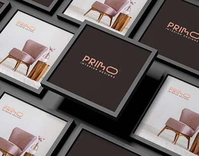PRIMO - Branding