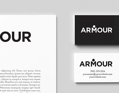 armour amen rebrand on behance