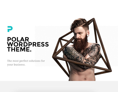 Polar - Creative Multi-Purpose WordPress Theme