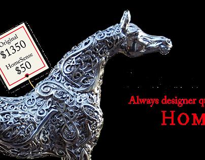 HomeSense New Ad Campaign