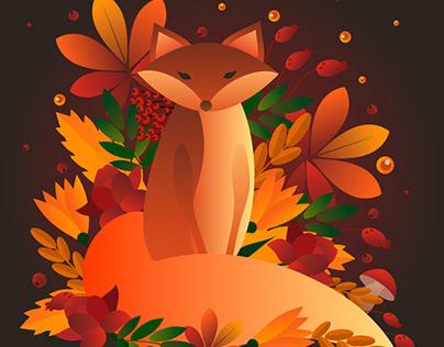 Magic forest autumn challenge