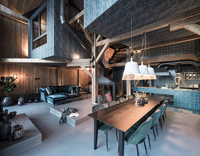 Messner by noa* network of architecture