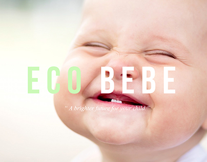 Eco Product For Child Under Two Years