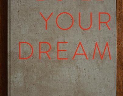 BOOK // Build your dream