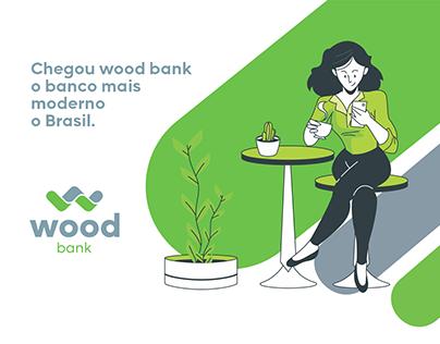 wood bank Brand