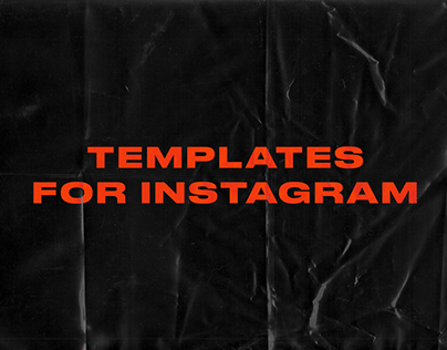 Tamplates for instagram