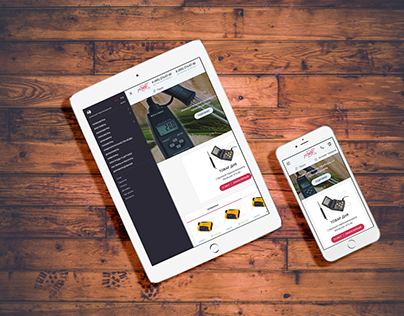 Mobile version for MetronX Shop